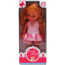 24 Units of Doll With Outfit In Window Box - Dolls