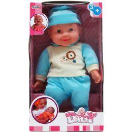 "12 Units of 12"" Baby Daisy Doll In Window Box - Dolls"