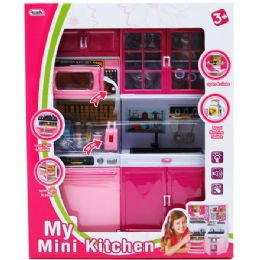 12 Units of MINI KITCHEN WASHER AND SINK IN WINDOW BOX - Girls Toys