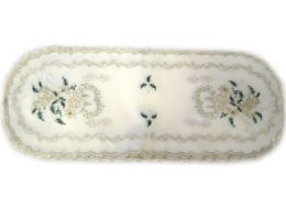 48 Units of Holly & White Candle & Bell 19 inch x 7 inch Oblong - Oven Mits & Pot Holders