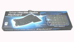 12 Units of Flexible Keyboard - Computer