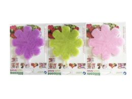 60 Units of Silicone Wash Brush/color assorted - Loofahs & Scrubbers