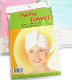 96 Units of Twist Towel - Skin Care