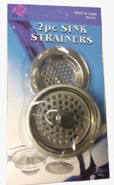 72 Units of Strainer(with push bottom - Bathroom Accessories