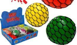 144 Units of MESH SEQUISH BALL - Balls