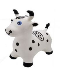 12 Units of Inflatable Jumping White Cattle - Animals & Reptiles