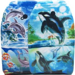 """12 Units of 24"""" KICKBOARD 3 ASSORTED DESIGNS - SUMMER TOYS"""
