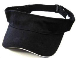 24 Units of Sun Visor Adult Size - Sun Hats