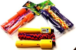 96 Units of 7' Jump Rope With Counter - Jump Ropes