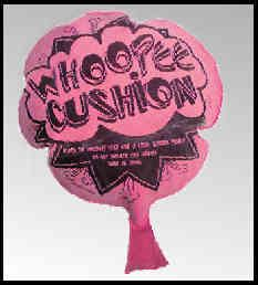 96 Units of Whoopie Cushion Toys - Jump Ropes