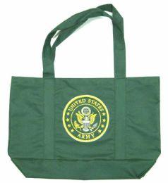 12 Units of Army Tote Bag - Tote Bags & Slings
