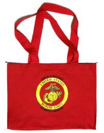 12 Units of Marines Tote Bag - Tote Bags & Slings