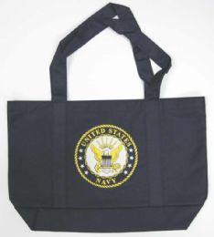 12 Units of Navy Tote Bag - Tote Bags & Slings