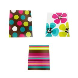 144 Units of Kids Aloha 2 Pocket Folder in 3 Assorted Mult-Color Prints - Folders and Report Covers