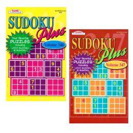 72 Units of Sudoku Puzzles - Crosswords, Dictionaries, Puzzle books