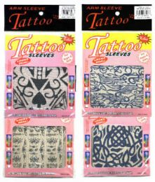 60 Units of Arm Sleeve Tattoo - Tattoos and Stickers