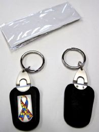 24 Units of Autism Awareness Keychain - Key Chains