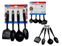 72 Units of 4pc Kitchen Utensils - Kitchen Utensils