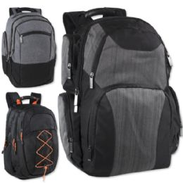 "10 Units of 20 Inch Renegade Backpack With Padded Laptop Section - Backpacks 18"" or Larger"