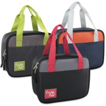 24 Units of Fridge Pack Two Tone Lunch Bags - Boys - Lunch Bags & Accessories