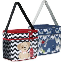 48 Units of Character Diaper Bag - Boys - Baby Diaper Bag