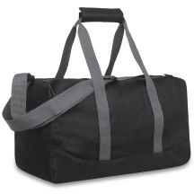 24 Units of 17 Inch Duffel Bag Black Color Only - Duffel Bags