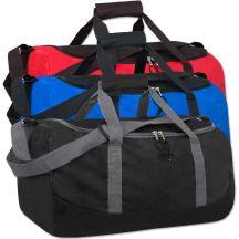 24 Units of 20 Inch Duffel Bag Assorted Colors - Duffel Bags