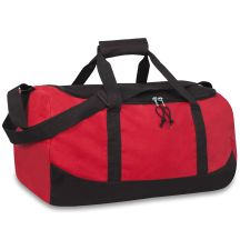 24 Units of 20 Inch Duffel Bag Red Color Only - Duffel Bags