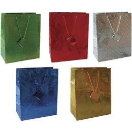 72 Units of Gift Bags - Asst. Hologram - Jumbo - Gift Bags
