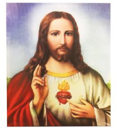 12 Units of Jesus Canvas Picture - Wall Decor