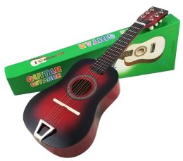 10 Units of GUITAR (RED) - Musical