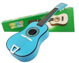 10 Units of GUITAR (BLUE) - Musical