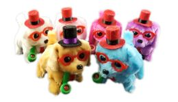 144 Units of B/o Walking & Barking Dog - Animals & Reptiles