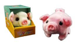 48 Units of B/o Walking Piggy - Animals & Reptiles