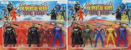72 Units of 5.5 In Action Figures - Action Figures & Robots