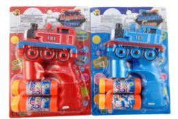 48 Units of TRAIN BUBBLE GUNS - Bubbles