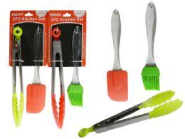 96 Units of 2 Piece Kitchen Tools Set - Kitchen Utensils