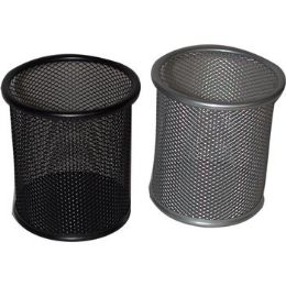 48 Units of Metal Desk Basket - Baskets