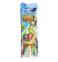 12 Units of 37pk Instant Water Balloons [Self-Sealing] - Water Balloons