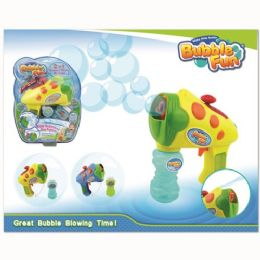 12 Units of Water And Bubble Gun - Bubbles