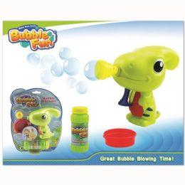 18 Units of Dinosaur Bubble Maker Friction Powered - Bubbles