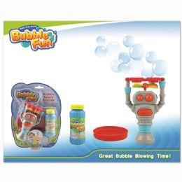48 Units of Robot Bubble Maker - Bubbles