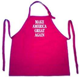 12 Units of Make America Great Again Aprons - Kitchen Aprons