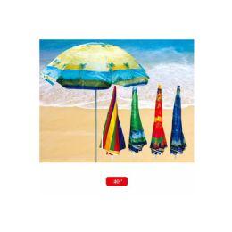 12 Units of Beach Umbrella - Umbrellas & Rain Gear