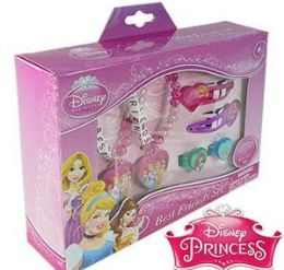 12 Units of Disney's Princess Friendship Sets - Toy Sets