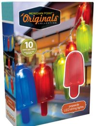 12 Units of Popsicle String Led Lights - LED Party Supplies