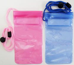 60 Units of Water Proof Bag for Cell Phones - Shoulder Bags & Messenger Bags