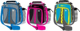 """24 Units of 10"""" Deluxe Lunch Bags w/ Removable Straps - Lunch Bags & Accessories"""