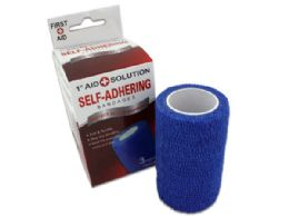 72 Units of SelF-Adhering Bandage - First Aid and Bandages