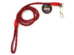 72 Units of Rope Dog Leash - Pet Toys
